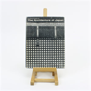 The Architecture of Japan book front cover