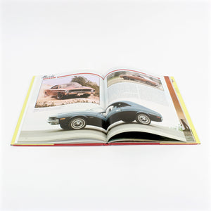 Muscle Cars book by Richard Nichols, copyright 1985 more pages
