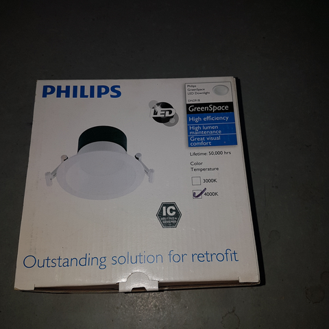 GreenSpace Gen 4 16.4W Downlight + Trim - Philips