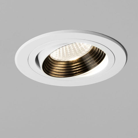 7W Aprilia Round Downlights/Recessed Spotlight - Astro.