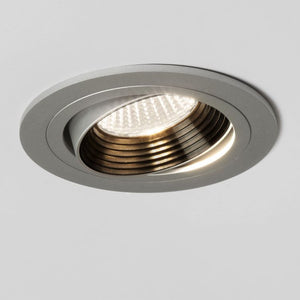 Aprilia Round Adjustable 2700K Downlights/Recessed Spotlight - Astro.