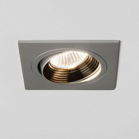 Aprilia Square Adjustable 2700K Downlights/Recessed Spotlight - Astro.