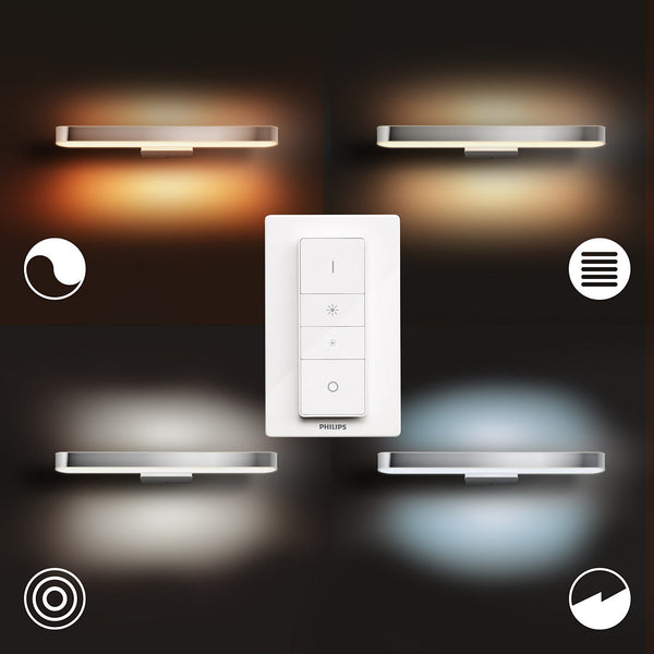 HUE BATHROOM ADORE WALL LAMP - Philips.