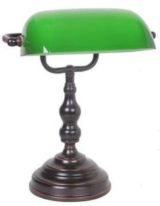 Bankers Touch & Study Lamps - Lode International Lighting.