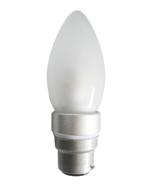 4w LED Candle Dimmable - CLA Lighting