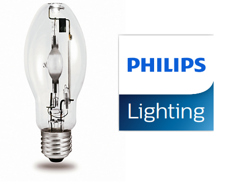 Philips MH 150/640 - 150w Metal Halide Edison Screw base.