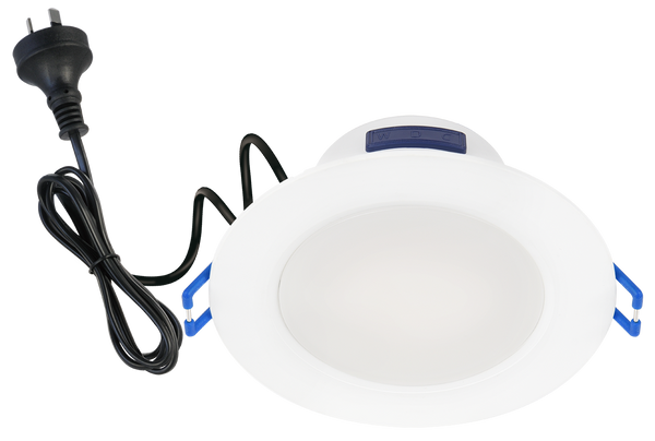 9w Tri-Colour Downlight - Energetic.