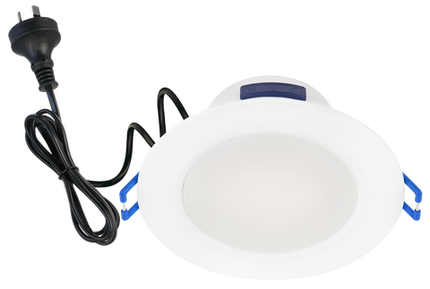 9w Tri-Colour Downlight - Energetic