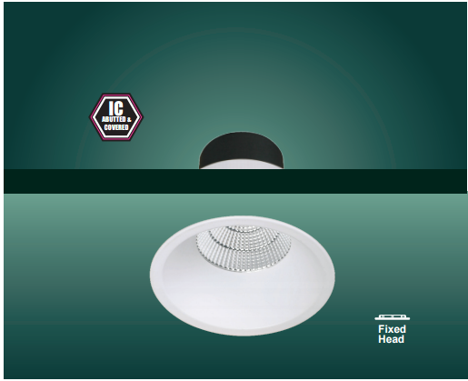 UNIFIT S9008 Dimmable LED Downlight - Sunny Australia Lighting.