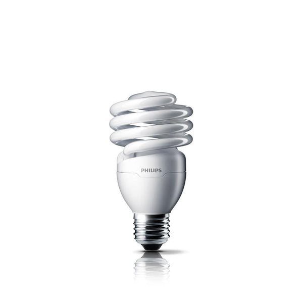 Tornado Spiral Compact Lamp - Philips Compact Fluorescent Philips Edison Screw 5w Warm White