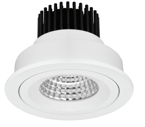 8.5w LED Resiled Downlight - Trend Lighting.