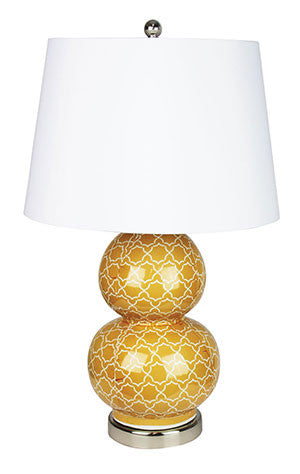 Bol Table Lamp - Oriel Lighting.
