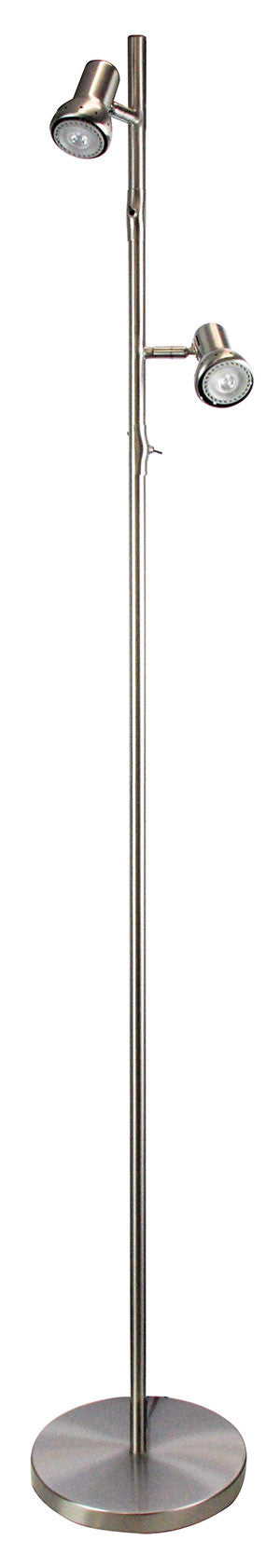 Daxam LED Floor Lamp - Oriel Lighting.