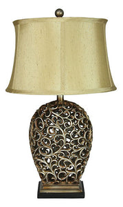 Donati Table Lamp - Oriel Lighting