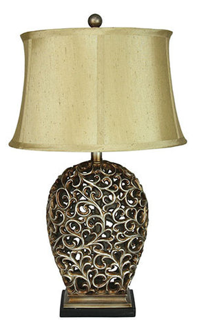 Donati Table Lamp - Oriel Lighting.