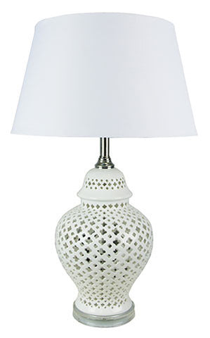 Galla Table Lamp - Oriel Lighting.