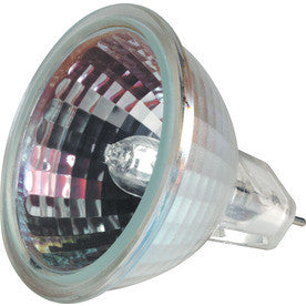 35w 12v 40° Halogen Downlight MR16 Covered Glass - Osram
