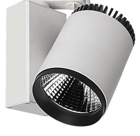 LED Mondo Track Spot Light - Gamma Illumination