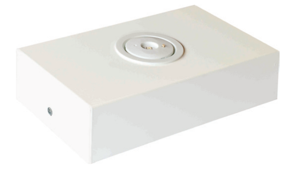 spitfire emergency light. spitfire surface mount led sfb1led - stanilite emergency light