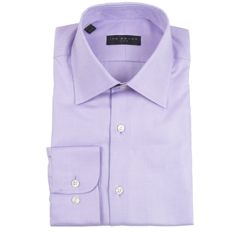 Crosby Italian Twill Lavender Dress Shirt