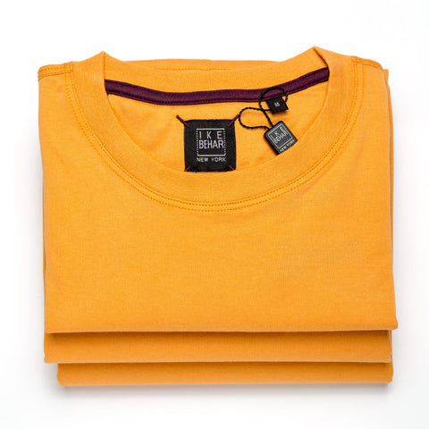 Pima Orange T-Shirt