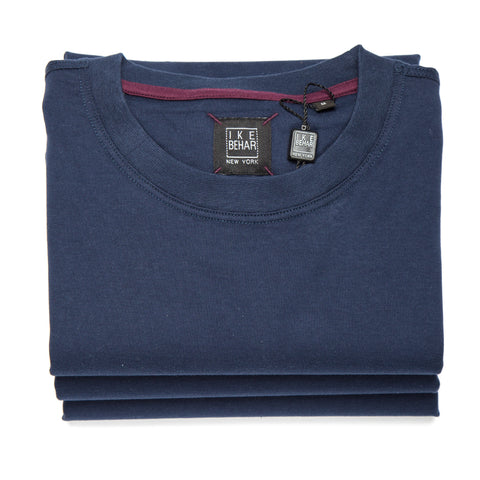Navy Pima T-Shirt