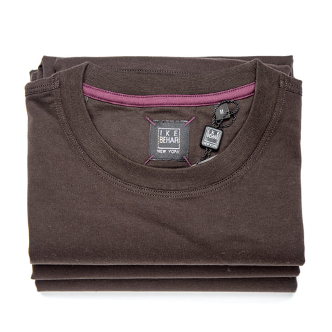 Brown Pima T-Shirt
