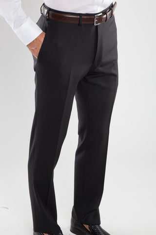 Black Basic Dress Trouser