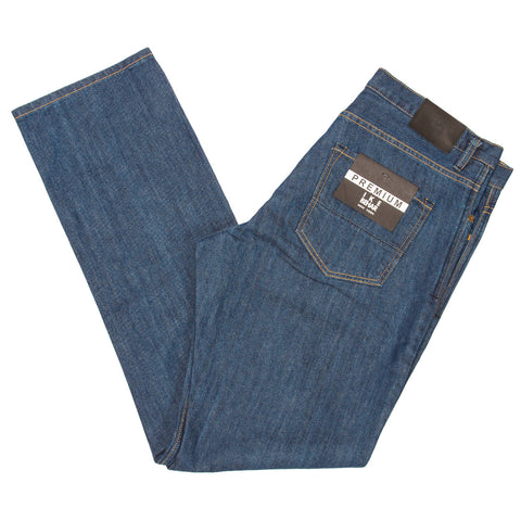 Denim Mid Wash Jeans