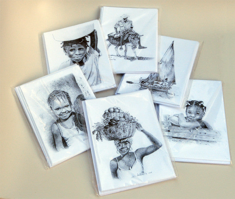 Gift Item - Note Card Set - Mary DeKoter