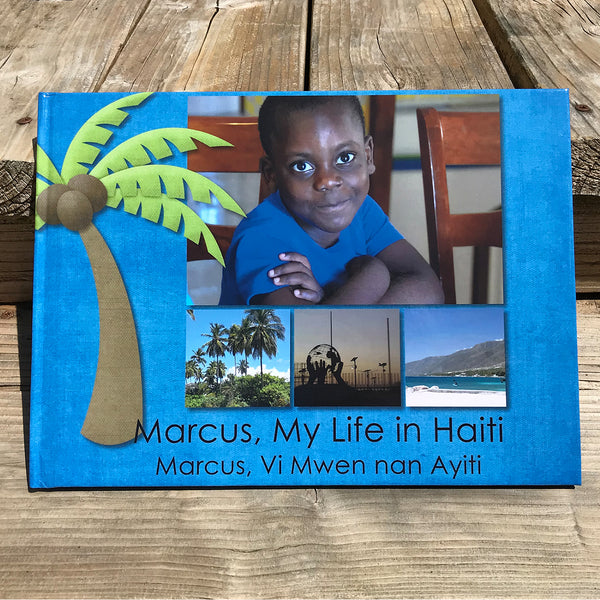 Book - Marcus - My Life in Haiti