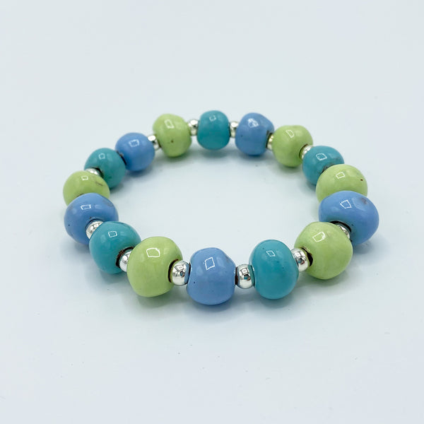 Bracelet  - Ceramic - SPRING - Various Colors