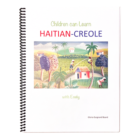 Children can Learn Haitian-Creole with Emily
