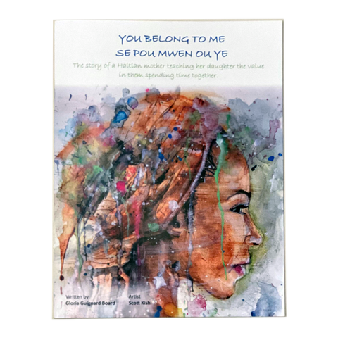 Book - You Belong to Me