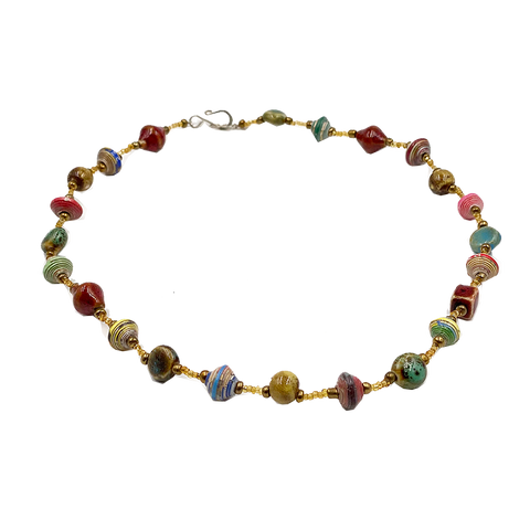 Necklace  - Signature MINI - Multicolor SHORT