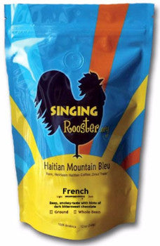 Singing Rooster Coffee - French Dark Roast - 12 oz. Bag