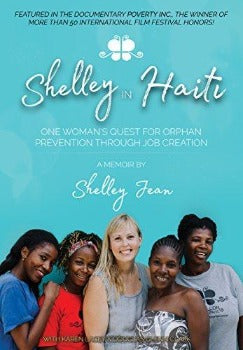 Shelley in Haiti Book