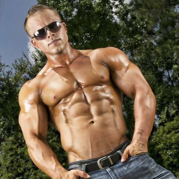 Travis Cadenhead - Power Lifter & Personal Trainer, specializing in men and women bodybuilding/figure/bikini, sports specific athletic training, and power lifting