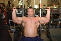 Josh Bryant - M.S. Author, World Titles In Both Powerlifting And Strongman - VIZINX