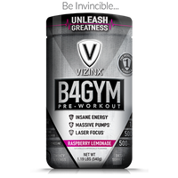 B4GYM Raspberry Lemonade - VIZINX