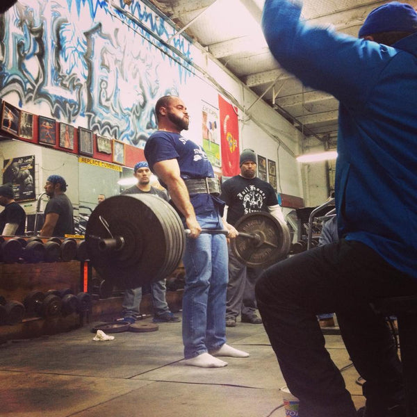 Bryan Barrett - BS Exercise Science, NSCA S&C Specialist, ASC Pro Strongman & HS Coach
