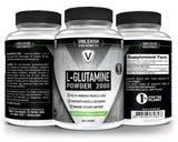 L-Glutamine Powder - VIZINX