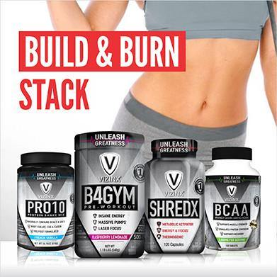 Build & Burn Stack
