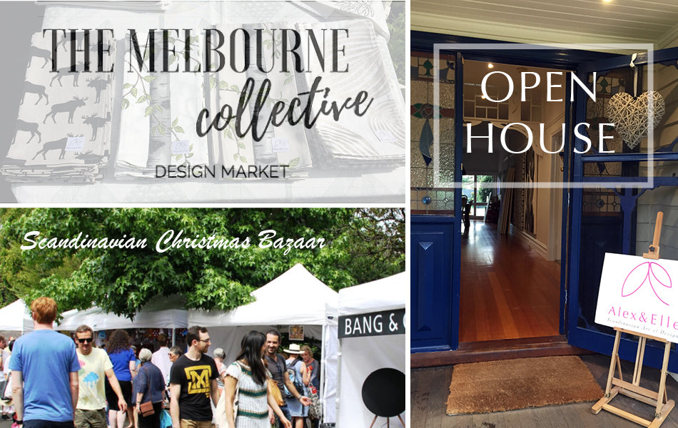 The Melbourne Collective, The Scandinavian Christmas Bazaar, Open House