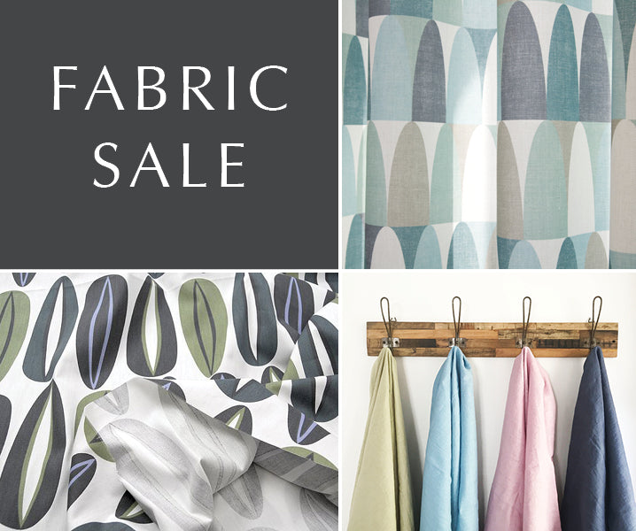 Fabric Sale - Cotton and Linen Fabrics