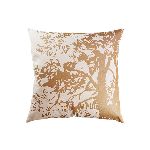 "EKEN (metallic champagne) - Cushion ""STOCK CLEARANCE"""