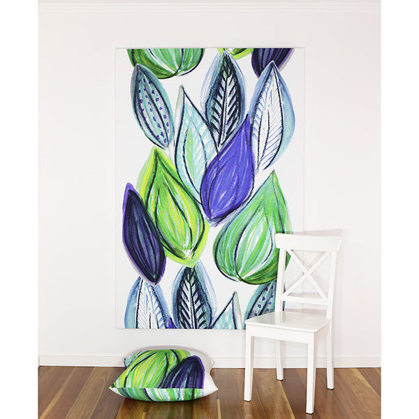 FRUTTI (blue) – Wall Art
