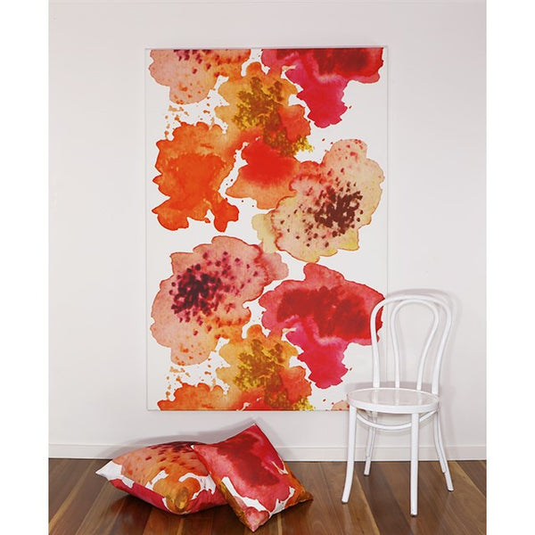 AQUALOTIC (red) - Wall Art