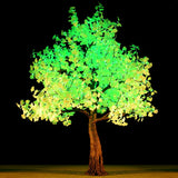 KENT - 9' Ginkgo LED Tree with Remote Control