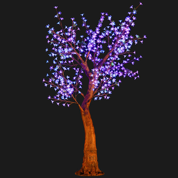 MORGAN - 7' Cherry LED Tree with Remote Control